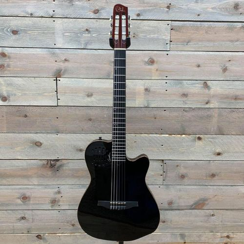 Godin Multiac ACS Nylon Black (Pre-Owned)